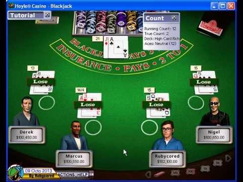 Hoyle Casino 5 (2000) - Blackjack 02[720p]