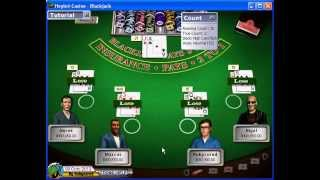 Hoyle Casino 5 (2000) - Blackjack 02[720p]