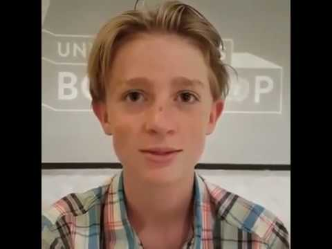 Max Loughan - 13 year old physicist, Inventor has New Theory on God