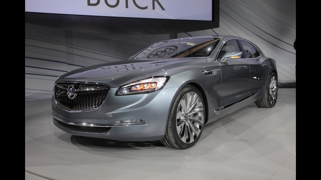 Buick concept cars 2016