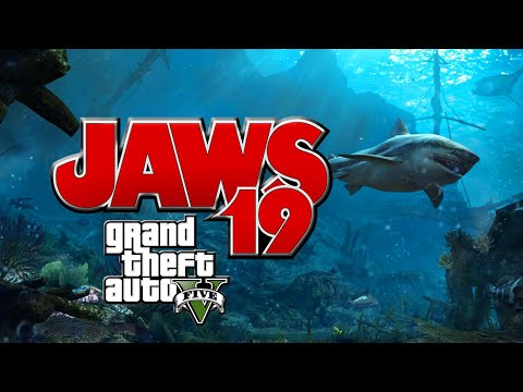 jaws 19 official fan made trailer extended a gta v
