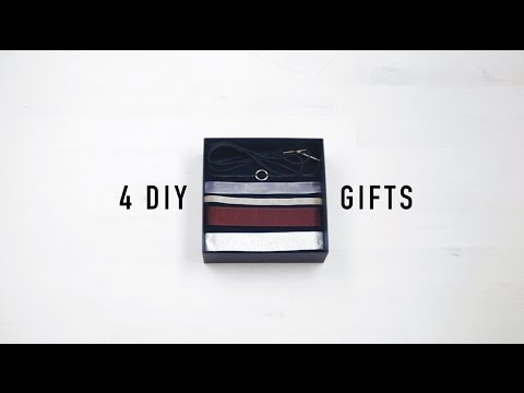 4 Ideas Of Christmas Gifts Made With Your Own Hands!