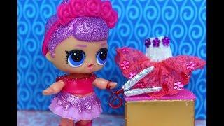 КУKЛЫ ЛОЛ. Скоро конкурс красоты. Мастер класс и Мультик про куклы LOL SURPRISE. MC Family