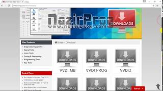 How to download and install Key Less Prog software and driver