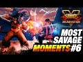 SFV AE * MOST Ridiculous, Savage & Funny Moments #6