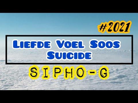 Download Sipho-G - Liefde Voel Soos Suicide (Lyric Video) 2021