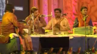 part i pt chetan joshi flute raga durga alaap jod jhala itkhori mahotsav chatra