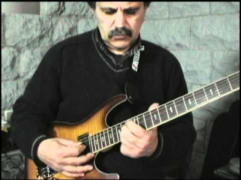 Jazz Blues Key A
