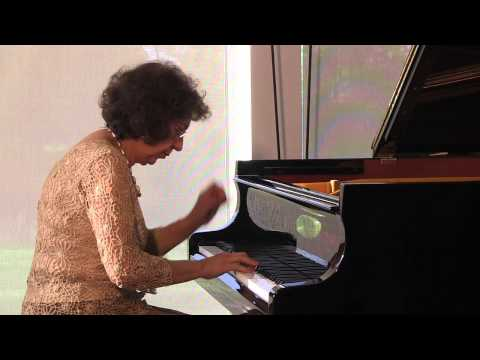 Debussy Two Arabesques - Juana Zayas, piano