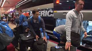 UCLA's Basketball Team Returns From China After Three Players Were Arrested