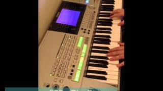 Yamaha Tyros Demo - Strings Sound Bank - Part 2