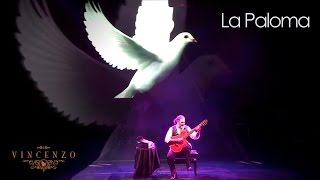 La Paloma Live Cover - Spanish Guitar Instrumental - Vincenzo Martinelli