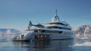 60m Explorer Yacht from Virgin Concept Yachts of Monaco