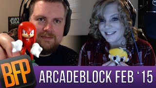 Arcade Block February '15 Unboxing - His & Hers