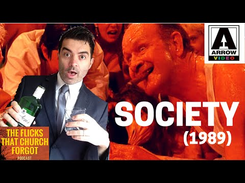 SOCIETY (1989) Arrow Video UK Blu Ray In Depth Review Brian Yuzna
