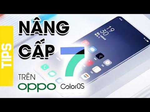 [Phần 1] Hướng Dẫn Cập Nhật ColorOS 7.0 Beta Trên điện Thoại OPPO
