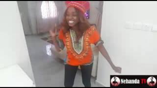 Makosi dancing to Hosanna by Jah Prayzah