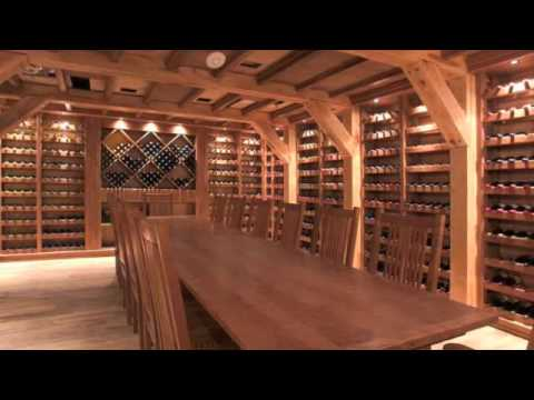 somewine agencement de cave vin youtube. Black Bedroom Furniture Sets. Home Design Ideas
