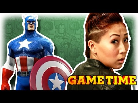 WE'RE THE AVENGERS! (Gametime w/ Smosh Games)