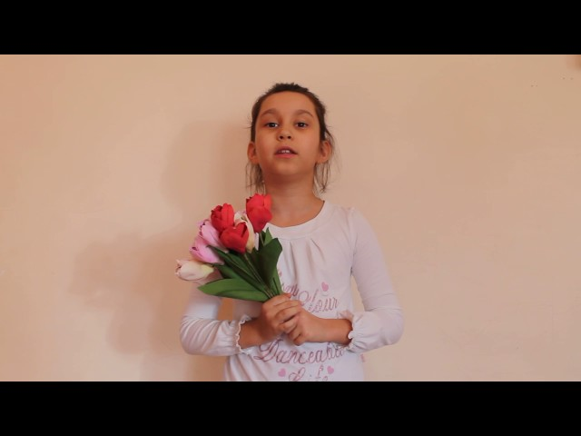 Изображение предпросмотра прочтения – НадеждаДедяева читает произведение «Весна (Зима не даром злится…)» Ф.И.Тютчева