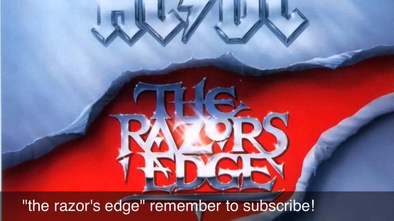 AC/DC Thunderstruck (with lyrics) - YouTube
