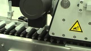 Label-Aire® - InLine Trunnion Series Labeling System