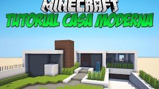minecraft moderna casa