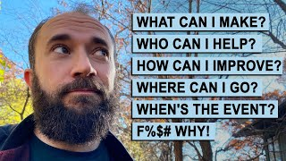 When Everything Feels Pointless, Ask These Questions