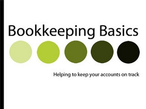 bookkeeping это