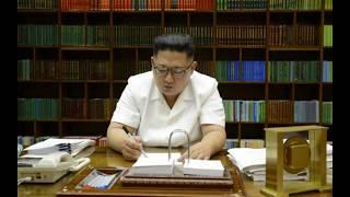 Missile Balistique Intercontinental Hwasong-14 en images en Corée du Nord