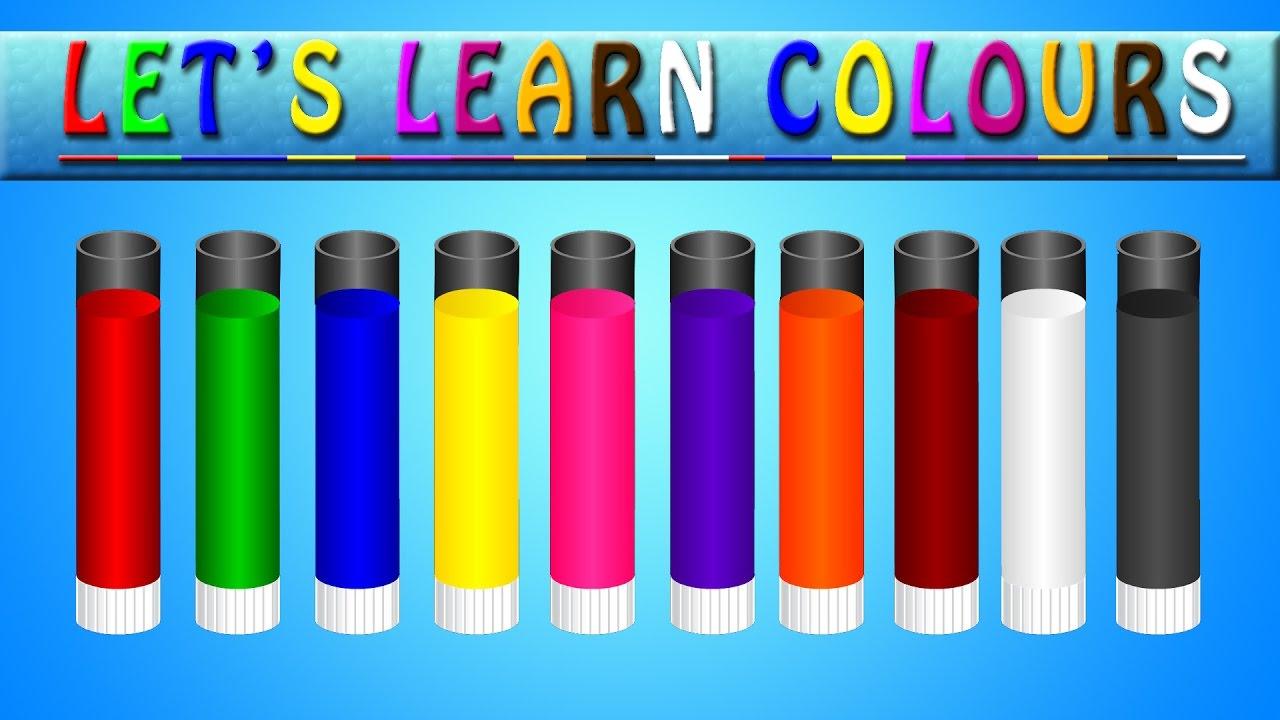 Let Us Learn Colors Videos Learn Colors Chuchu Super