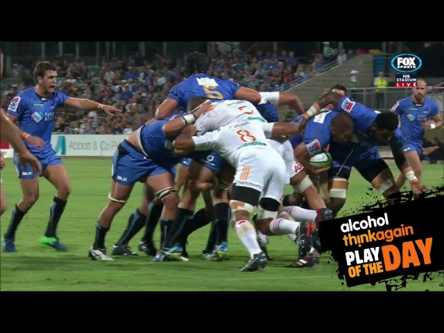 Alcohol. Think Again Play of the Day vs Chiefs!