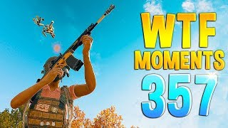 PUBG Daily Funny WTF Moments Highlights Ep 357