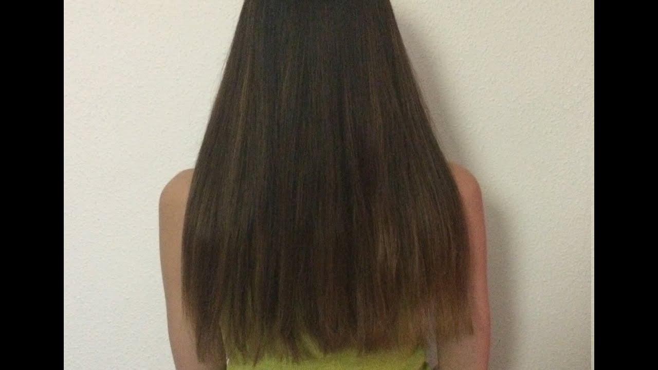 Cortes de cabello para mujeres parejo