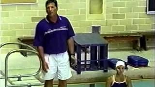 backstroke swimming technique