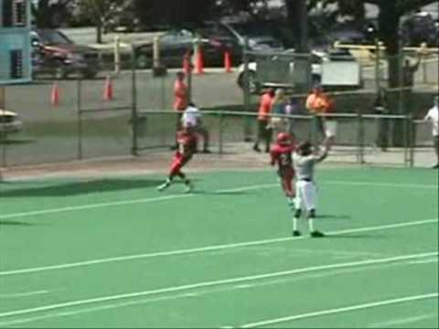 30 yd Touchdown Run by Tyshaun Beane (RB/LB Fenger Academy High School)