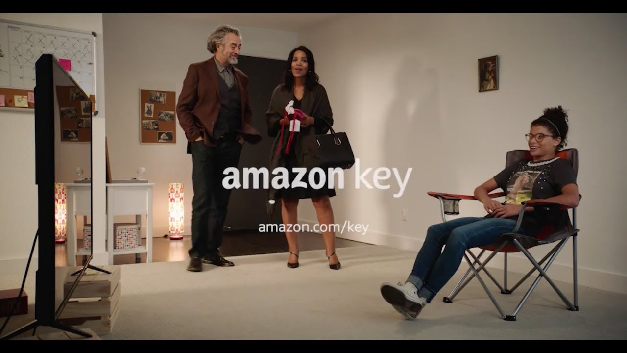Amazon Key is a new service that lets couriers unlock your