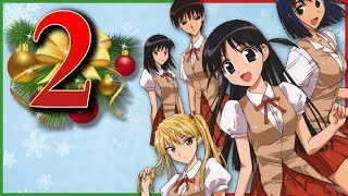 Getting Sentimental with School Rumble | Twelve Days of Anime