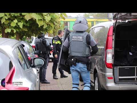 Man dreigt ambulancebroeders neer te schieten, inzet arrestatieteam #DenHaag