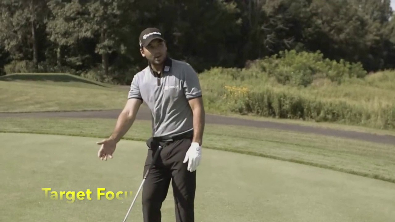 Jason Day Explains His Pre-shot Routine