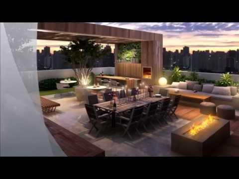 Cód. 389 - Apartamento novo 1 dormitório e terraço no Paraíso - 11 5051-6939