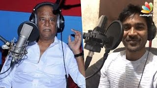 Father in law and son in law complete dubbing | Rajini, Dhanush