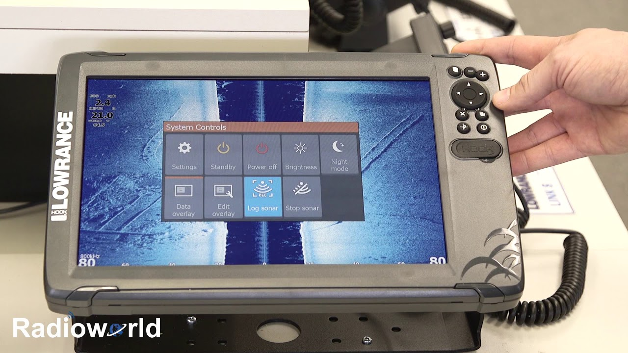 Lowrance Hook2 Overview