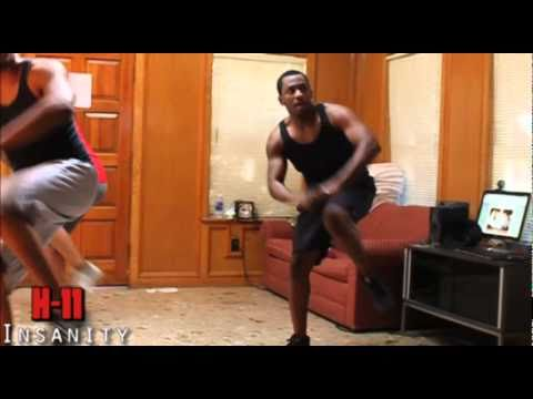 Insanity Workout Fit Test (H-11)