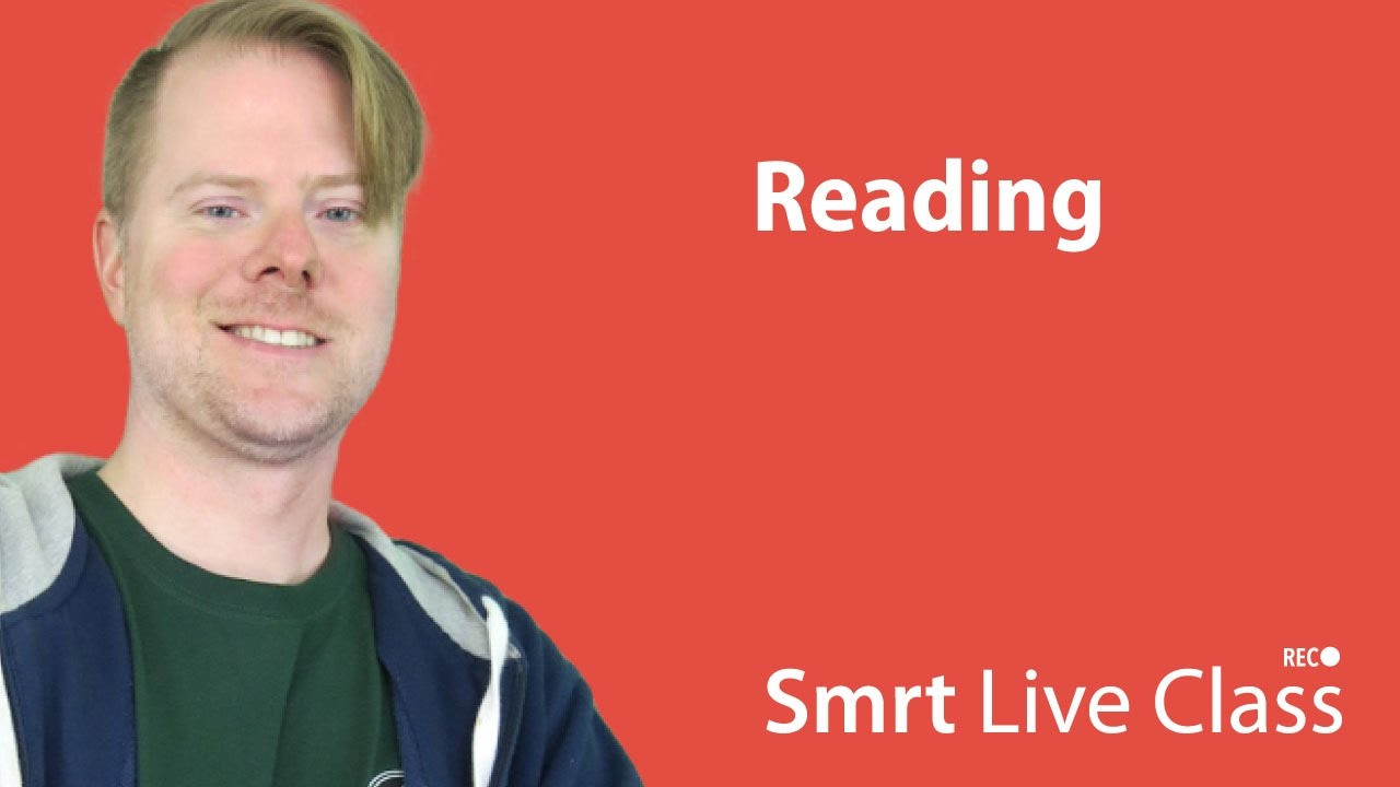 Reading - Upper-Intermediate English with Neal #10