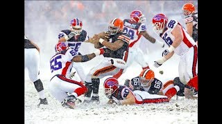 WORST Weather Football Games of All-Time