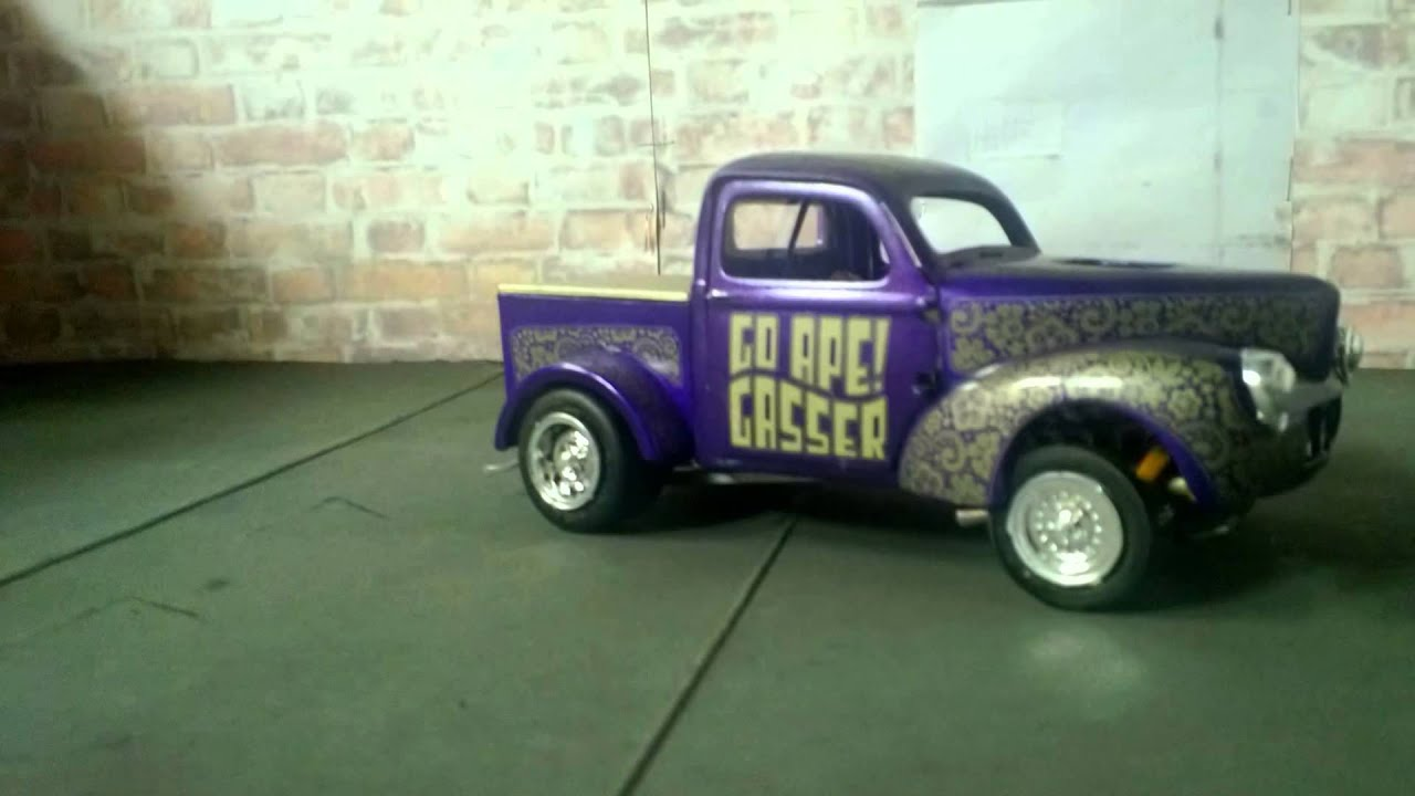 41 willys truck kit - C C C 41 Willys Pick Up First Build Of The Year