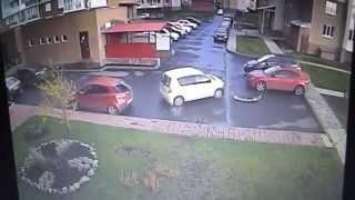 Уроки Ідеального виїзду з парковки
