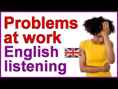 English Listening Test -