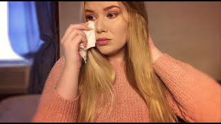 ASMR BREAK UP ROLE PLAY